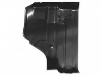 Dynacorn International LLC - Trunk Floor Side Section RH - Image 1