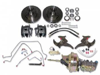 H&H Classic Parts - Front Disc Brake Kit - Image 1