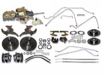 H&H Classic Parts - 4-Wheel Disc Brake Kit - Image 1