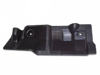 Dynacorn International LLC - Steering Column Floor Trim Panel - Image 1