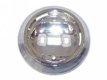 RestoParts (OPGI) - Dome Light Lens Bezel - Image 1