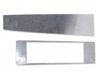 RestoParts - Console Top Plate Inserts only - Image 1