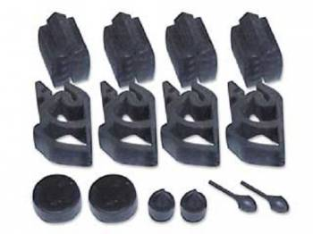 RestoParts - Body Bumper Kit - Image 1