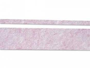RestoParts - Body Stripe Kit Red - Image 1