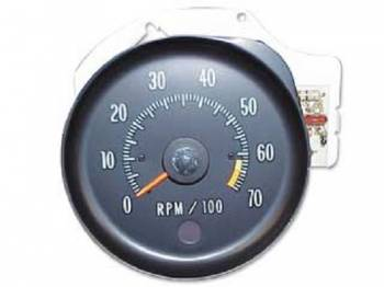 OER (Original Equipment Reproduction) - Tachometer (6500 RPM Redline) - Image 1