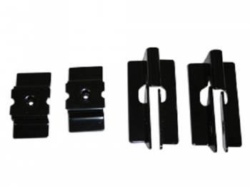 Dynacorn International LLC - Rear Seat Holddown Kit - Image 1