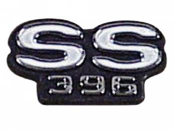 Trim Parts USA - Steering Wheel Emblem - Image 1