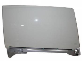 Dynacorn International LLC - Door Glass Assembly LH - Image 1