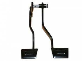 TW Enterprises - Clutch/Brake Pedal Assembly - Image 1