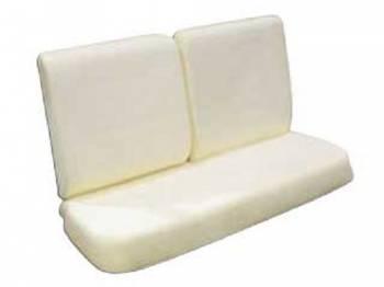 PUI (Parts Unlimited Inc.) - Economy Bench Seat Foam - Image 1
