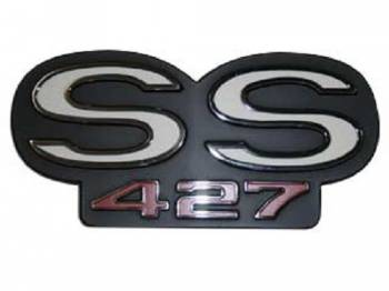 OER (Original Equipment Reproduction) - 427 Grille Emblem - Image 1