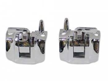 Trim Parts USA - Convertible Top Lock Latches - Image 1
