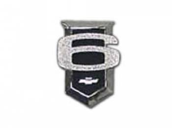 Trim Parts USA - Fender Emblem Black - Image 1