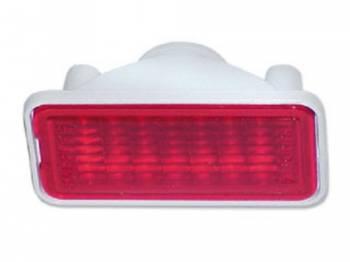 CHQ - Rear Side Marker Light Lens - Image 1