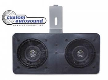 Custom Autosound - Dual Speaker - Image 1