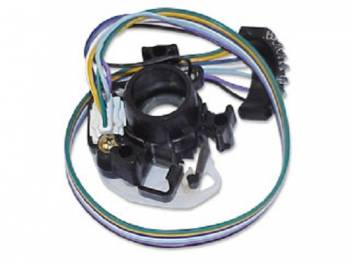 H&H Classic Parts - Turn Signal Switch (Has Plastic Lower Housing) - Image 1