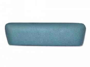 RestoParts - Rear Arm Rest Pad Aqua