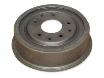 H&H Classic Parts - Front Brake Drum (non-Finned) - Image 1