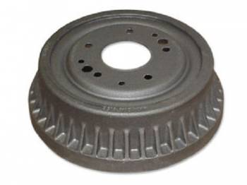 H&H Classic Parts - Front Brake Drum (Finned) - Image 1