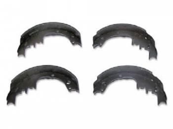 H&H Classic Parts - Front Brake Shoes - Image 1