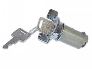 PY Classic Locks - Ignition Key & Tumbler - Image 1