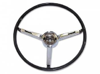 RestoParts - Deluxe Steering Wheel - Image 1