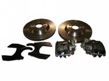"""McGaughy's Suspension - 13"""" Rear Disc Brake Rotor Kit - Image 1"""