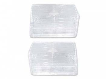 Trim Parts USA - Backup Light Lens - Image 1