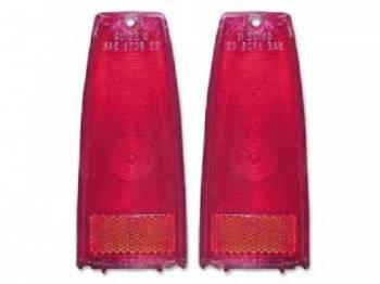 Trim Parts USA - Taillight Lens - Image 1