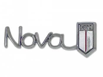 Trim Parts USA - Glove Box Door Emblem - Image 1