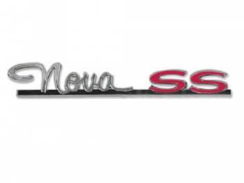 Dynacorn International LLC - Quarter Panel Emblem - Image 1