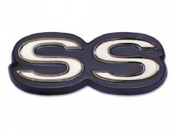 Trim Parts USA - Rear Body Emblem - Image 1
