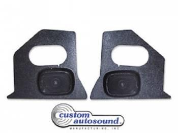Custom Auto Sound - Kick Panel Speakers