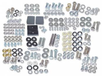 Shafer's Classic Reproductions - Top Frame Bolt Kit - Image 1