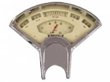 Classic Instruments - Classic Instruments BelEra II Gauge Kit (Antique Series) - Image 1