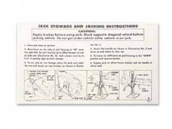 Jim Osborn Reproductions - Jack Instructions