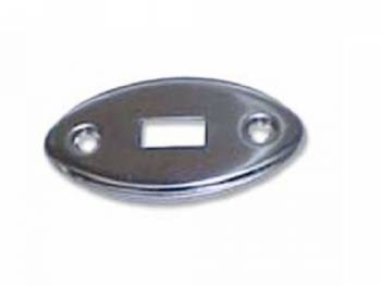 H&H Classic Parts - Rear Dome Light Switch Cover - Image 1