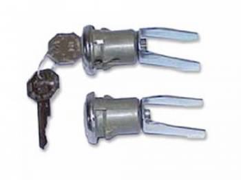 PY Classic Locks - Door Lock Pairs - Image 1
