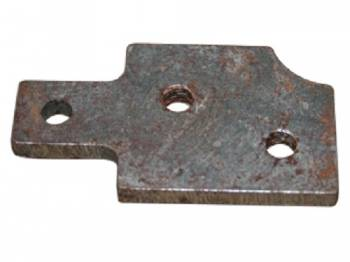 Shafer's Classic Reproductions - Lower Door Hinge Nut Plate - Image 1