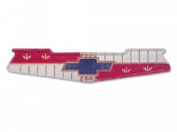 H&H Classic Parts - Trunk Emblem Plastic Insert (Import) - Image 1