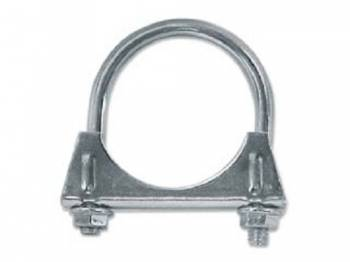 "Shafer's Classic Reproductions - Exhaust CLamp 2 1/4"" - Image 1"