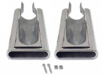 Gene Smith Reproductions - Exhaust Extensions - Image 1