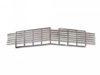 DKM Manufacturing - Chrome Grille - Image 1
