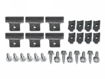 H&H Classic Parts - Grille Mounting Kit - Image 1