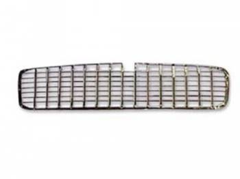 Gene Smith Reproductions - Stainless Grille