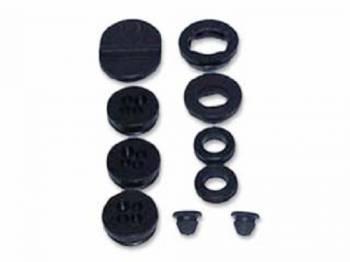 H&H Classic Parts - Firewall & Fender Grommet Kit - Image 1