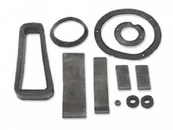 DKM Manufacturing - Heater Seal Kit with Deluxe Heater - Image 1