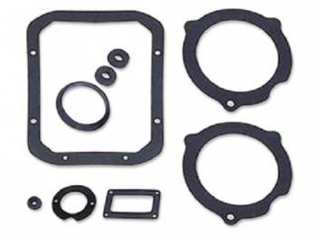 DKM Manufacturing - Heater Seal Kit with Standard Heater - Image 1