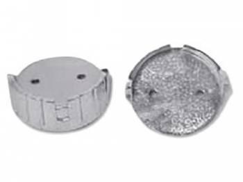 DKM Manufacturing - Hood Scoop Backing Plates - Image 1