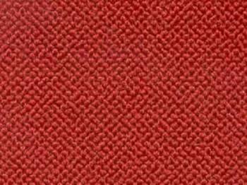 Auto Custom Carpet - Red Daytona Carpet
